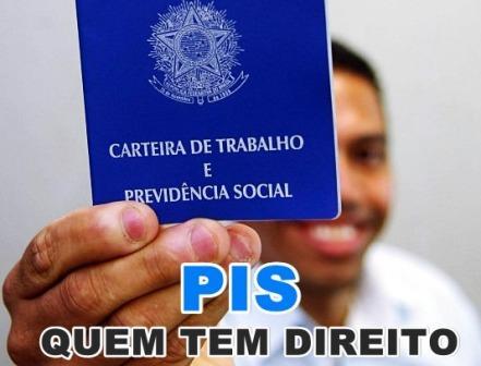 Quem tem direito ao PIS 2014