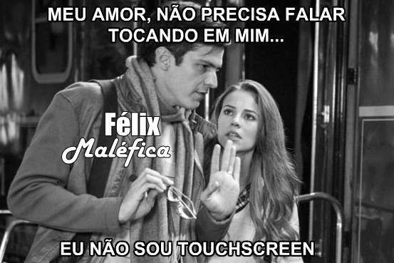 Frases do Felix para Facebook