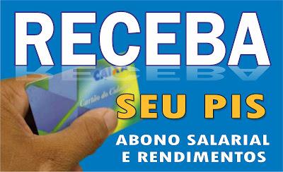 Calendário Pis Pasep 2014 - 2015