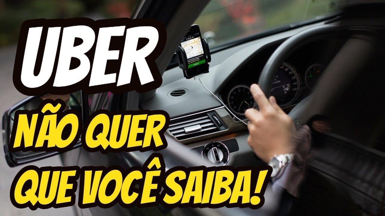 Verdades Sobre a Uber que ela esconde de você